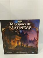 MANSIONS OF MADNESS 1st ED core - Like new - Recurring Nightmares equivalent