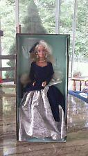 Avon Winter Velvet Barbie 1995 First in a Series