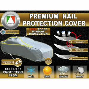Premium Window/Car Cover 2 in 1 Hail Cover Waterproof for Toyota Prado 5.4m