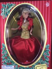 Happy Holidays Vanna White Doll *New*