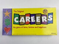 VINTAGE 1997 CAREERS Board Game BY PRESSMAN #3625 COMPLETE