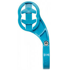 New Garmin Tate Labs Bar Fly 2.0 Out-Front Mount - Blue