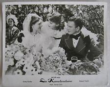 german lobby card  Die Kameliendame / Camille E.Allen , Greta Garbo , R.Taylor