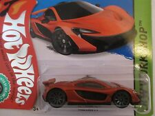 Hotwheels 2015        McLaren P1     Orange     223/250 MOMC   B6