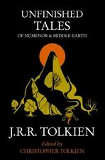 Unfinished Tales Of Numenor and Middle-Earth-J.R.R. Tolkien, Christopher Tolkien