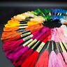 250 Colors Cotton Line Floss Sewing Skeins Cross Stitch Thread Embroidery Set #Y