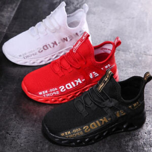 2021 Mesh Kids Sneakers Lightweight Children Shoes Casual Breathable Boys Girls
