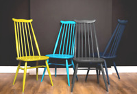 Vintage Ercol Goldsmith chair diner Bespoke PAINTED ANY COLOUR -can post for £20