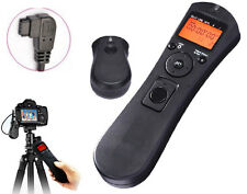 Wireless Shutter Release Timer Remote for Sony DSLR A58 A7 A7R A3000 A6000 HX60