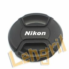 Pixco 58mm Snap-on Lens Cap For Nikon Camera Fit For Any 58mm Filter Size Lens