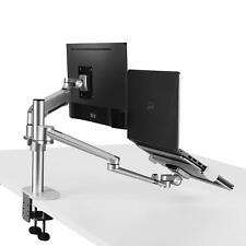360º rotating height adjustable laptop & Monitor mount/stand gas spring arm-Rbs