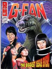 G-FAN #37 - 1999 Godzilla and Japanese monster movie fanzine - 100 pages