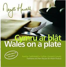 Cymru ar Blât/Wales on a Plate, Good, Nerys Howel, Book