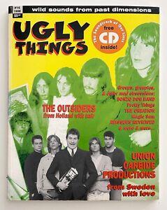 UGLY THINGS Magazine #16 Outsiders Pretty Things Creation Garage Punk Zine