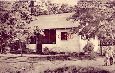 1952 COZY CORNER COTTAGE AT ACKLEY'S LAKE OF THE WOODS, DECATUR, MICH. two kids