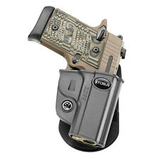 Fobus Concealed Paddle Holster for Kimber Micro 9mm & .380cal - KMSG