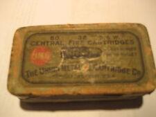Union Metallic Cartridge co. .32 S&W empty box, vingage
