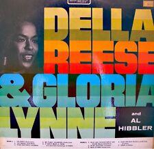 DELLA REESE/GLORIA LYNNE/AL HIBBLER i'm sorry/blue and orange birds LP UK VG++