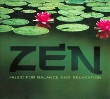 FREE US SH (int'l sh=$0-$3) NEW CD Daniel May, Jimmy Brandmeier: Zen - Music for