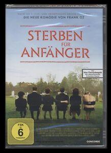 DVD STERBEN FÜR ANFÄNGER (Regie: FRANK OZ) - EINE SCHWARZE KOMÖDIE *** NEU ***
