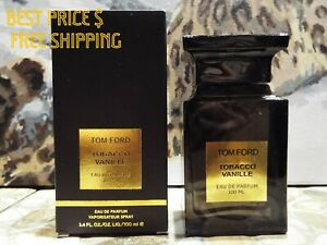 TOM FORD TOBACCO VANILLE For Men Eau de Parfum 3.4 oz/100ml New with box !