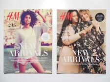 H&M 2017 2018 Catalogs Fashion Ideas Designer Lookbook