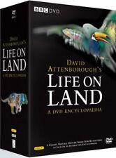 David Attenborough - Life On Land - A Encyclopaedia DVD NEW dvd (BBCDVD2537)
