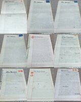Antique Vellum Indenture Mortgage Conveyance Lease Assignment (b)