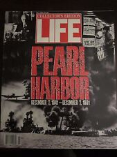 Life Magazine Pearl Harbor Collectors Edition Fall 1991