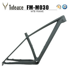 29er T800 Carbon Fiber Boost Rigid Mountain Bicycle Frames OEM 12*148mm MTB Bike