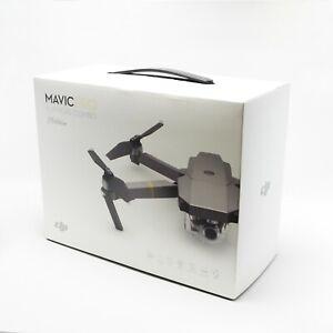 DJI Mavic Pro Fly More Combo Drone (Platinum)