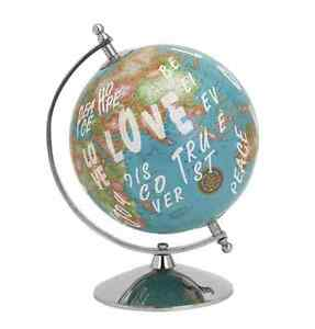 NEW IMAX Coleman Graffiti World Globe 11 inches in Height 8 inches in Width Au
