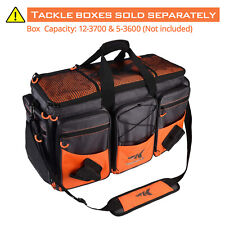 KastKing Fishing Tackle Bag 3700 Tackle Box -Rip-Stop Nylon Alone/in combined