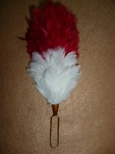 Royal Fusiliers / Northumberland Fusiliers Red & White Feather Hackle