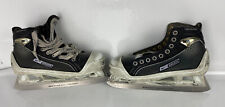 Bauer Supreme ONE75 YOUTH Goalie Skates - Youth Size 3.5 D - Shoe Size US 4.5
