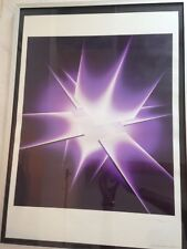 Hugo Demarco Serigraphie art cinétique/Op.Art/Vasarely/S&N/Silkscreen