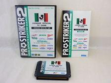 J LEAGUE PRO STRIKER 2 II Item ref/ccc SEGA Mega Drive Import Japan Game md