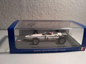 Lola T100 BMW 1967 #20 Jo Siffert Albi GP 1/43 Spark