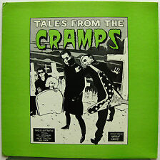 CRAMPS ~ Tales From The Cramps Vol. 1 Live 1977, 1979 Cave Records