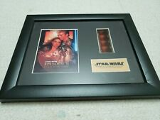 STAR WARS Episode 2 Attack Of The Clones FRAMED FILM CELL 2005