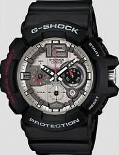 Casio G Shock * GAC110-1A Matte Black 1/5 Second Chronograph Gshock COD PayPal