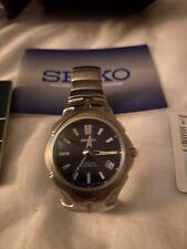 Seiko SMA125 Kinetic Auto Relay Wrist Watch. Xx Reduced xX