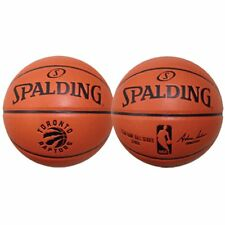 Spalding NBA Official Replica Full Size Game Ball Basketball (Toronto Raptors)