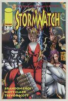 Stormwatch #7 (Feb 1994, Image [Wildstorm]) Jim Lee Brandon Choi Scott Clark