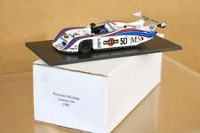 PROVENCE MOULAGE SILVERSTONE 1982 LANCIA GR6 MARTINI CAR 50 Alboretto Patrese1st