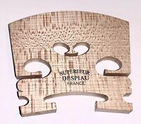 Genuine Despiau Superieur Violin Bridge For 1/4 Violin,US Seller!