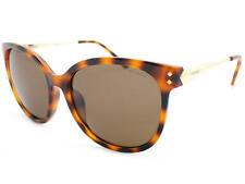 POLAROID Women's Polarized Sunglasses Brown Havana / brown PLD4048 R8V