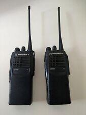 Motorola Gp340 Uhf Two way Radio