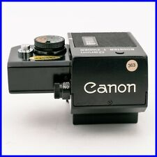 CANON BOOSTER T FINDER For Canon F1 SLR FILM CAMERA F-1 viewfinder prism