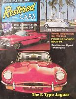 Restored Cars Magazine No 89 - 20% Bulk Magazine Discount